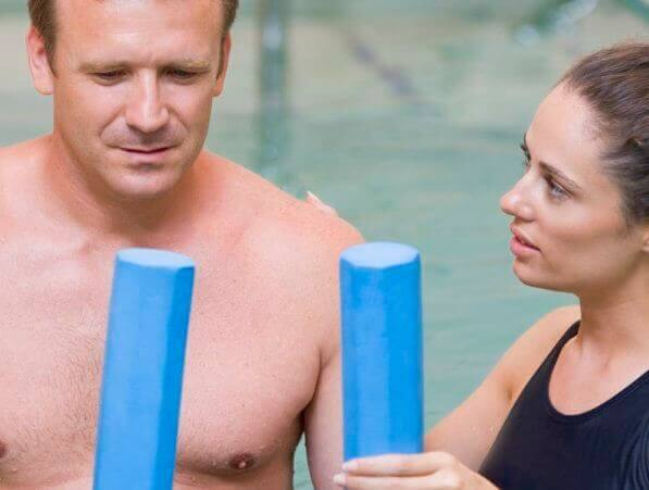 Chronic Pain Management Clinic includes hydrotherapy